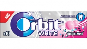 Orbit  Premium White Bubblemint 30Pkg.