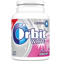 Orbit  Premium White Bubblemint 46Stk.