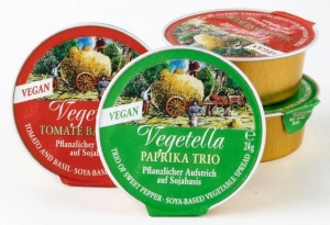 Vegetella  Aufstrich Mix 24g 60 Stk.