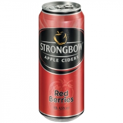 Strongbow  Strongbow Red Berries 0,44L 4 Dosen