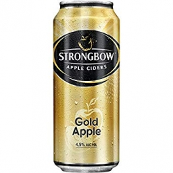 Strongbow  Strongbow Apple 0,44L 24 Dosen