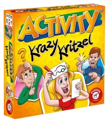 Piatnik  Activity Krazy Kritzel