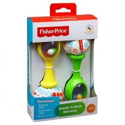Fisher Price  Baby Rumba Rassel