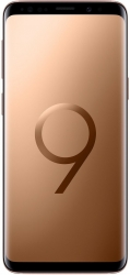Samsung Samsung Galaxy S9 Single SIM, G960F, GOLD - Refurbished