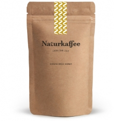 Naturkaffee, A-5301 Eugendorf COSTA RICA HONEY ganze Bohne (250g)