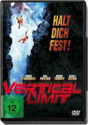 COLUMBIA PICTURES  HALT DICH FEST! Vertical Limit DVD