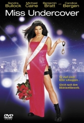 Warner Bros. Entertainment Inc  Miss Undercover DVD