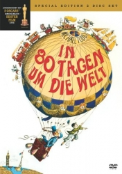 Warner Bros. Entertainment Inc  In 80 Tagen um die Welt DVD
